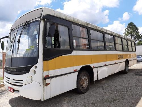Mb 1418 / 4 Cc - Onibus 45 Lugares  - Motor Dianteiro