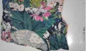 Blusa Feminina Estanpada