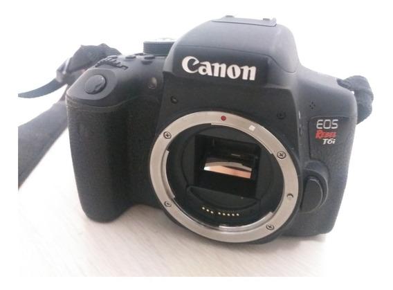 Canon T6i (corpo)