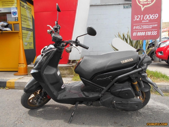 Yamaha Bws 125x