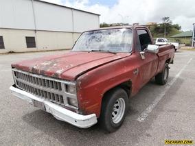 Chevrolet C-10 / Big 10 Silverado Pick-up 4x4 - Automatico