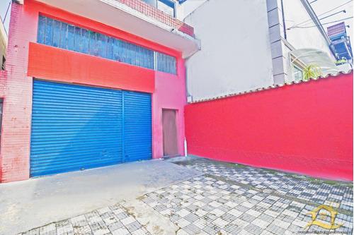 Salão No Bairro Centro Em Peruíbe - 4758