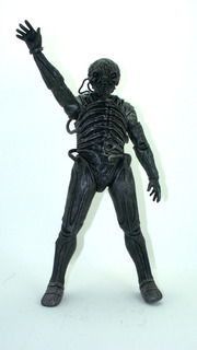 Prometheus Engineer Chair Suit Alien Neca