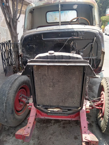 Camioncito 1949 Chevrolet
