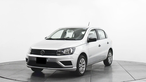 Imagen 1 de 15 de Volkswagen Gol 2019 1.6 Trendline Mt