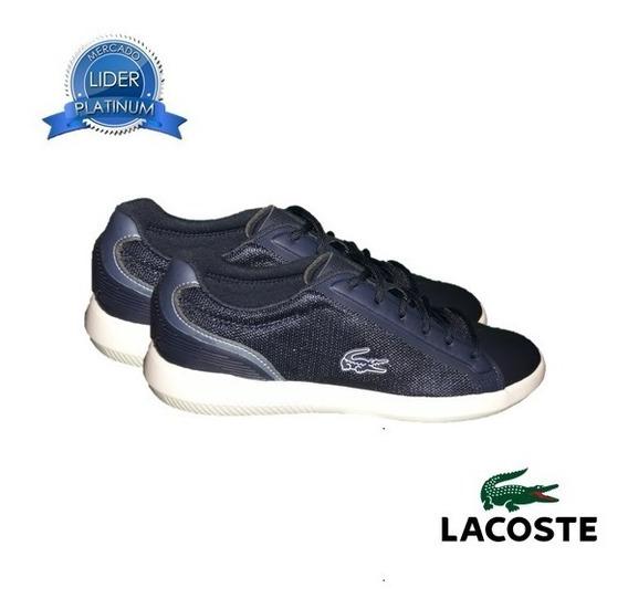 Zapatillas Lacoste Avantor 318 1 Azul Nvy Original