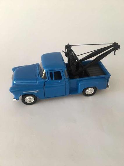 Kit 4 Miniatura Camionetes Hilux, F100, 3100 1/43