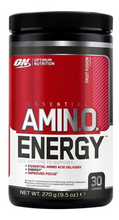 Aminoacidos Bcaa Amino Energy 270 Grs Optimum Nutrition