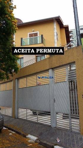 Imagem 1 de 19 de Sobrado À Venda, 110 M² Por R$ 795.000,00 - Vila Milton - Guarulhos/sp - So0466