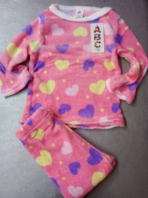 Pijama De Moda Calientita De Invierno Peluche Frio Suave
