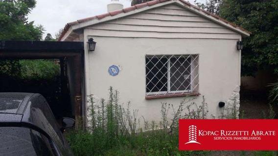 Villa Allende - Venta Lote C/casa A Reciclar O Demoler