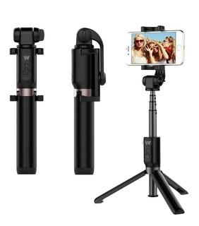 Palo Selfie Bluetooth C/ Tripode Soporte Celular P/ iPhone ®