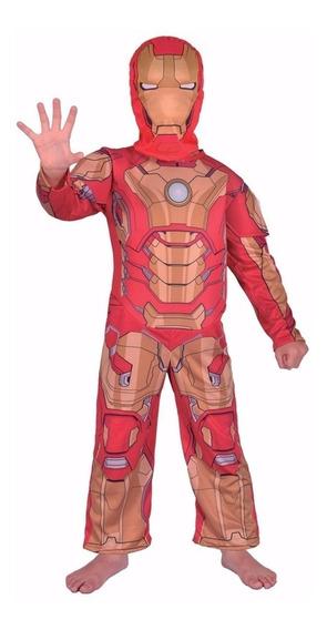 Disfraz Iron Man Avengers Original Marvel Niño Juguevama