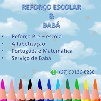 Reforço Pré - Escola Português / Matemática