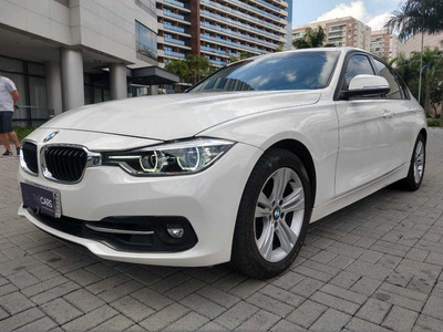 Bmw 320i - 2017/2017 2.0 Sport 16v Turbo Active Flex 4p...