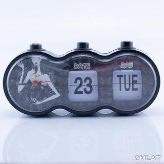 Reloj Almanaque Calendario !!