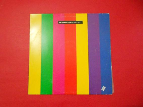 Lp - Pet Shop Boys - Introspective