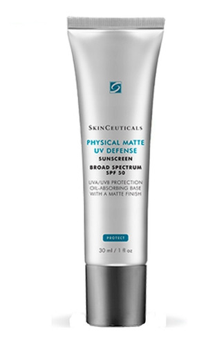 Protetor Solar Skinceuticals - Physical Matte Uv Defense Spf50 30ml