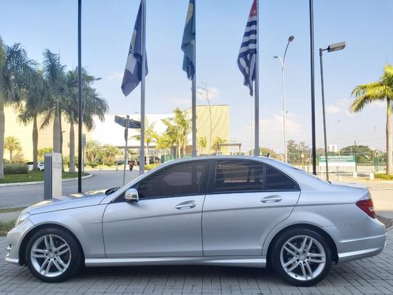Mercedes-benz C 180 - 2013 1.8 Cgi Classic Special 16v