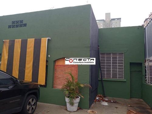 Imagem 1 de 19 de Casa Para Alugar, 321 M² Por R$ 6.000,00/mês - Taquaral - Campinas/sp - Ca0444
