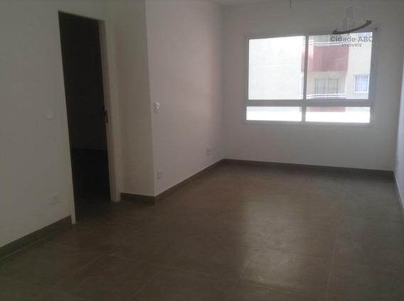 Apartamento Residencial À Venda, Campestre, Santo André. - Ap0595