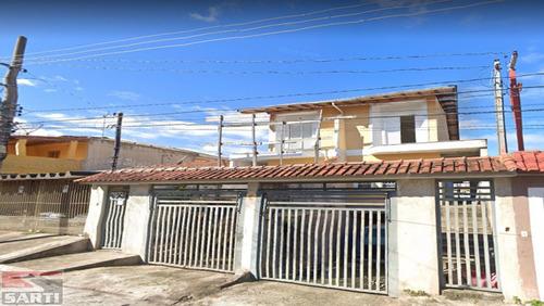 Imagem 1 de 1 de Sobrado Novo , 3 Dormitórios - 5 Vagas - St17450