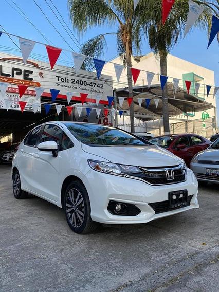 Honda Fit Hit 2019 Automático