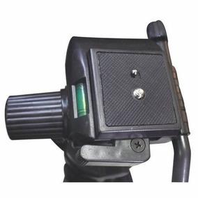 Tripé Câmera Filmadora Profissional Universal Video