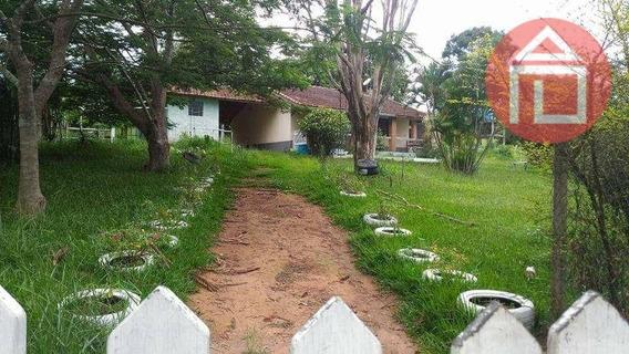 Chácara Residencial À Venda, Arara Dos Pereiras, Bragança Paulista. - Ch0167