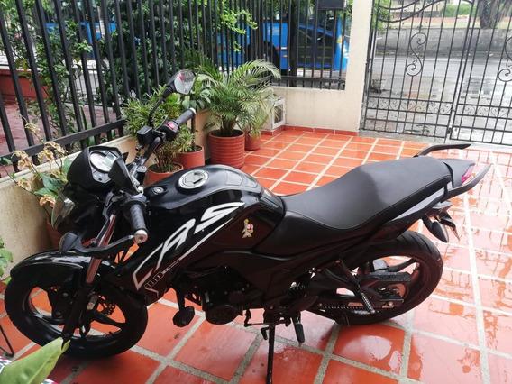 Moto Akt Modelo Cr 180