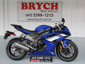 Yamaha Yzf - R6 10.741km 2012 R$41.900,00