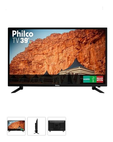 Tv Led Hd 39 Polegadas Ptv39n87d - Philco