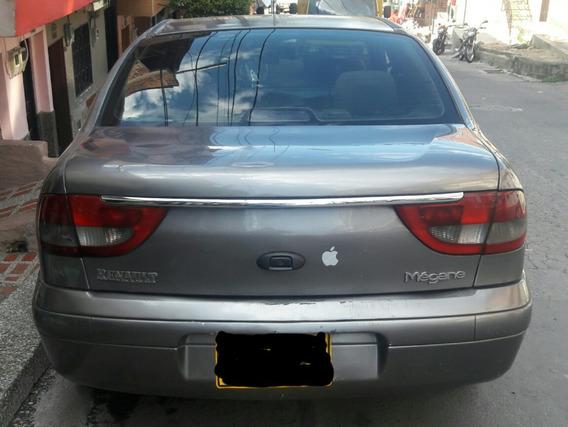 Renault Mégane 2002