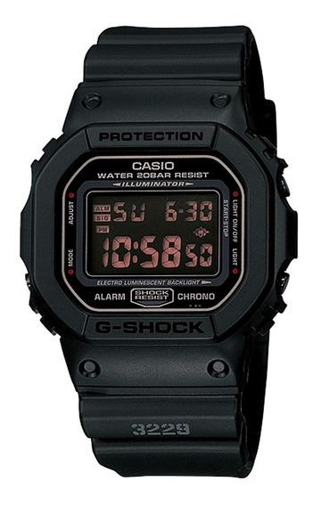 Relógio Casio G Shock Dw-5600ms-1dr - Dw5600