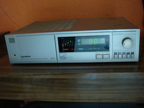 Receiver Gradiente Modelo Ds-20