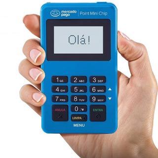 Maquininha Cartão Point Chip Melhor Que Moderninha Pagseguro