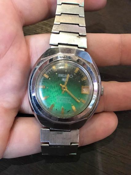Relógio De Pulso Seiko 5 Antigo Automatic Frete Grátis 681