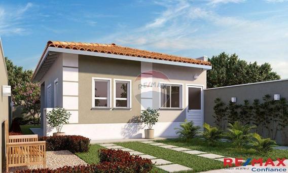 Breve Lançamento Em Limeira - Jardim Primavera Residencial / Casas Com 02 E 03 Dormitórios - Ca0468