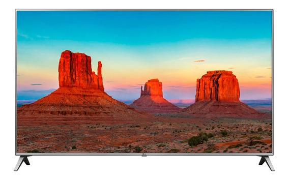Smart Tv 86 PuLG Led 4k Hdr 120 Hz 4core Gris 86uk6570 LG