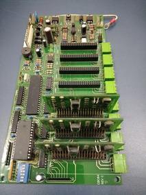 Placa Base Cbc-04 Com 3 Modulos Loop