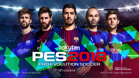 Pro Evolution Soccer 2018 (steam Offline)