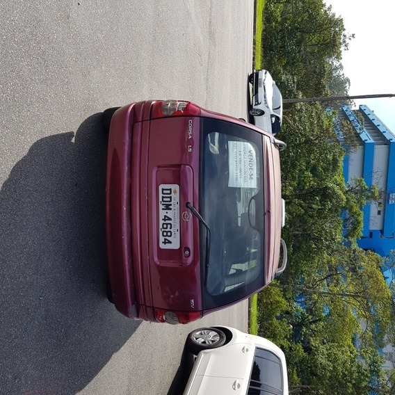 Chevrolet Corsa Wagon 1.6 16v Gls 5p 2001