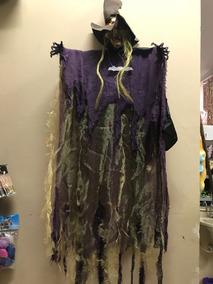 Bruxa, Decoração Halloween