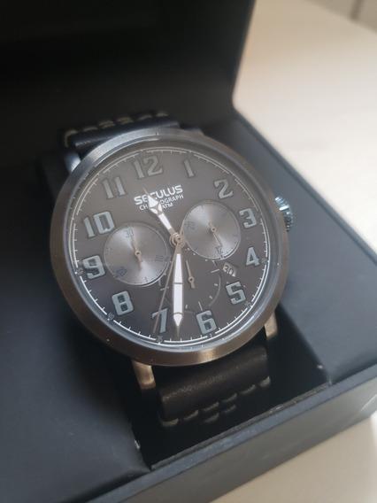 Relógio Seculus Multifunção