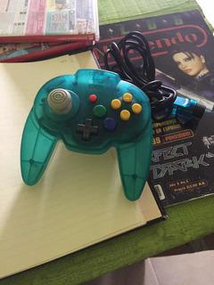 Hori Pad Control De N64