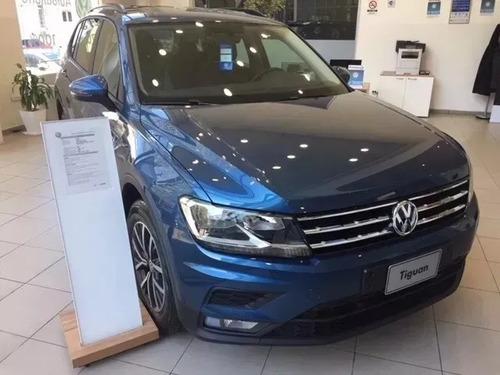 Vw  Volkswagen Tiguan 0km1.4 Tsi Trendline Dsg 2021 Nueva F