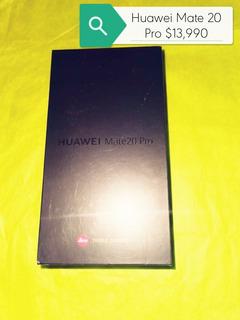 Huawei Mate 20 Pro Nuevo Y Sellado