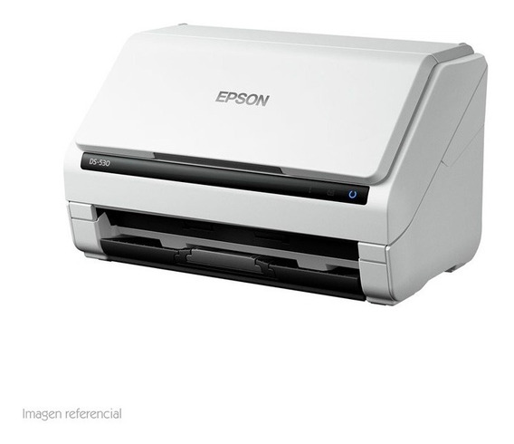 Ep Escaner De Documento Epson Ds 530 600dpi 35 Ppm 70 Ipm