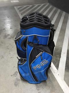 Bolsa De Golf Ping Traverse