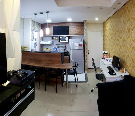 Lindo Apartamento No Bella Collina (césar De Souza)